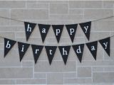 Happy Birthday Banner for Adults Happy Birthday Banner Party Banner Adult Birthday