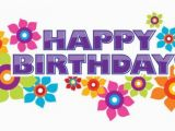 Happy Birthday Banner Hd Download Glossy Floral Happy Birthday Vector Banner Welovesolo