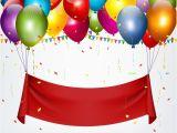 Happy Birthday Banner Hd Full Happy Birthday Banner Background Royalty Free Vector Image