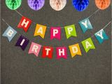 Happy Birthday Banner Hd Photo Happy Birthday Bunting Banners Bellechic