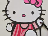 Happy Birthday Banner Hello Kitty Jingvitations Hello Kitty Banner