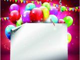Happy Birthday Banner Images Background Happy Birthday Background Design Free Vector Download