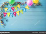 Happy Birthday Banner Images Background Happy Birthday Party Background with Text and Colorful