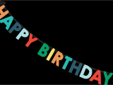 Happy Birthday Banner Images Happy Birthday Banner 2 Svg Cut File Snap Click Supply Co