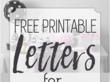 Happy Birthday Banner Individual Letters 25 Best Ideas About Printable Birthday Banner On