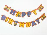 Happy Birthday Banner Jpg Minion Happy Birthday Letter Banner Only 2 29