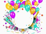 Happy Birthday Banner Layout Happy Birthday Banner Poster Template Royalty Free Vector