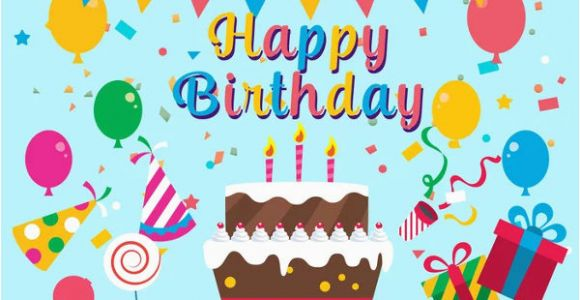 Happy Birthday Banner Maker Free 8 Birthday Welcome Banners Free Psd Eps Ai Vector