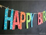 Happy Birthday Banner Maker Online Free Gold Polka Dot Happy Birthday Banner 7 More Free