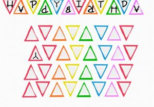 Happy Birthday Banner Maker Online Free Printable Banner