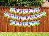 Happy Birthday Banner My Little Pony My Little Pony Banner My Little Pony Birthday Banner by