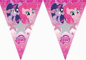 Happy Birthday Banner My Little Pony My Little Pony Sparkle Flag Banner My Little Pony