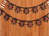 Happy Birthday Banner Nautical theme Items Similar to Nautical Happy Birthday Pennant Banner