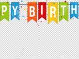 Happy Birthday Banner No Background Happy Birthday Banner Background Editab 341645