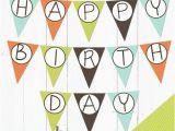 Happy Birthday Banner orange and Black Items Similar to Happy Birthday Banner Polka Dot