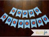 Happy Birthday Banner orange and Black orange Blue Aqua Happy Birthday Banner orange Blue Paper