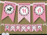 Happy Birthday Banner Pdf Download Paris Party Banner French theme Happy Birthday Banner