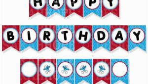 Happy Birthday Banner Pdf Editable Happy Birthday Banner Printable Pdf theveliger