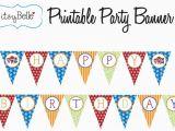 Happy Birthday Banner Printable Free Printable Happy Birthday Banner Templates