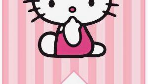 Happy Birthday Banner Template Hello Kitty Bulutsmom Hello Kitty Temali Dogum Gunu Banner Harfleri