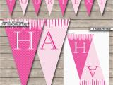 Happy Birthday Banner Template Pdf Princess Party Banner Template Birthday Banner