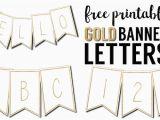 Happy Birthday Banner Template Printable Free Printable Banner Letters Templates Paper Trail Design