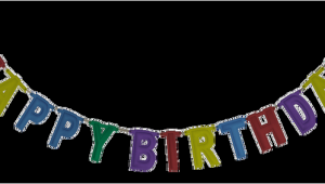 Happy Birthday Banner Transparent Background You Say It S Your Birthday Outlanderdreaming