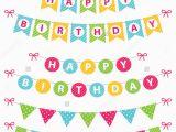 Happy Birthday Banner Vector Free Download 23 Happy Birthday Banners Free Psd Vector Ai Eps