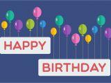 Happy Birthday Banner Vector Free Download Happy Birthday Balloon Banner Download Free Vector Art