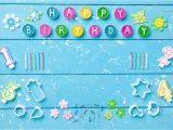 Happy Birthday Banner Wallpaper Background Pictures Colorful Happy Birthday Colorful Happy