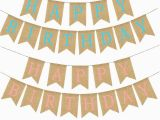Happy Birthday Banner with Baby Photo 1 Set Cute Baby Kids Happy Birthday Banner Flag Hanging