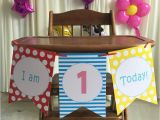 Happy Birthday Banner with Baby Photo Zljq Happy Birthday Bunting Banner Garland Baby Shower