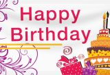 Happy Birthday Banner with Name Edit Birthday Banners Design A Custom Birthday Banner today