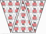 Happy Birthday Banner Youtube Diy Birthday Blog July 2015