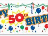 Happy Birthday Banner Zum Ausdrucken 50 Geburtstag Deko Banner Fixefete De