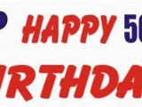Happy Birthday Banners Clip Art Free Free 50 Birthday Cliparts Download Free Clip Art Free