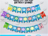 Happy Birthday Banners Custom Personalized Inside Out Inspired Birthday by