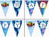 Happy Birthday Banners Etsy Phish Inspired Happy Birthday Banner On Etsy 15 00