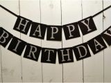 Happy Birthday Banners for Adults Happy Birthday Banner Birthday Banner Adult Birthday