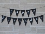 Happy Birthday Banners for Adults Happy Birthday Banner Party Banner Adult Birthday