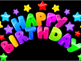 Happy Birthday Banners for Facebook Happy Birthday Decor with Stars Png Clip Art Image