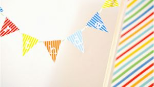 Happy Birthday Banners Free Download Kara 39 S Party Ideas Free Mini Cake Pennant Bunting for