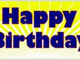 Happy Birthday Banners Free Images 1000 Images About Happy Birthday On Pinterest