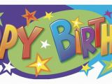 Happy Birthday Banners Free Images Happy Birthday Sign Template Clipart Best