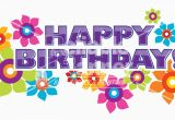 Happy Birthday Banners Images This Custom Banner is Printed with Your Provided Name and