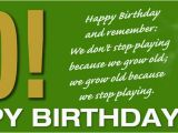 Happy Birthday Banners Next Day Delivery Birthday Banner We Grow Old because We Stop Playing