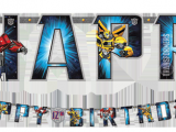 Happy Birthday Banners Nz Transformers 39 Add An Age 39 Happy Birthday Banner Just