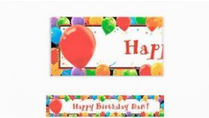 Happy Birthday Banners Party City Custom Happy Birthday Banners Happy Birthday Signs
