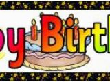 Happy Birthday Banners Uk Free and Low Cost Teaching Resources Posters to Cover
