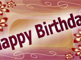 Happy Birthday Banners with Flowers Happy Birthday Banner with Dancing and Leaping Letters On